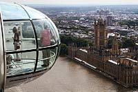 "London Eye V ""Ausblick"""