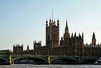 House of Parliament III - Westminster Bridge