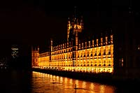 House of Parliament @ Night